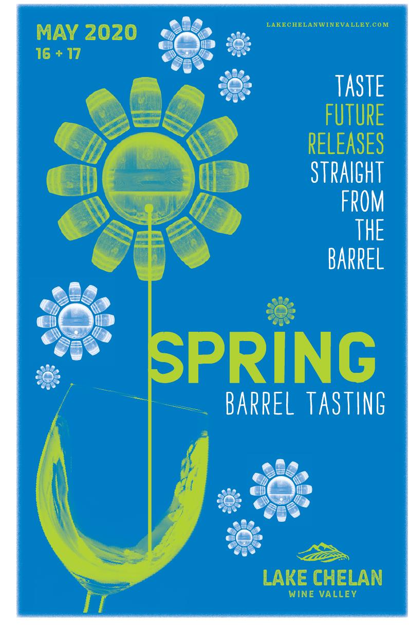 Spring Barrel Tasting